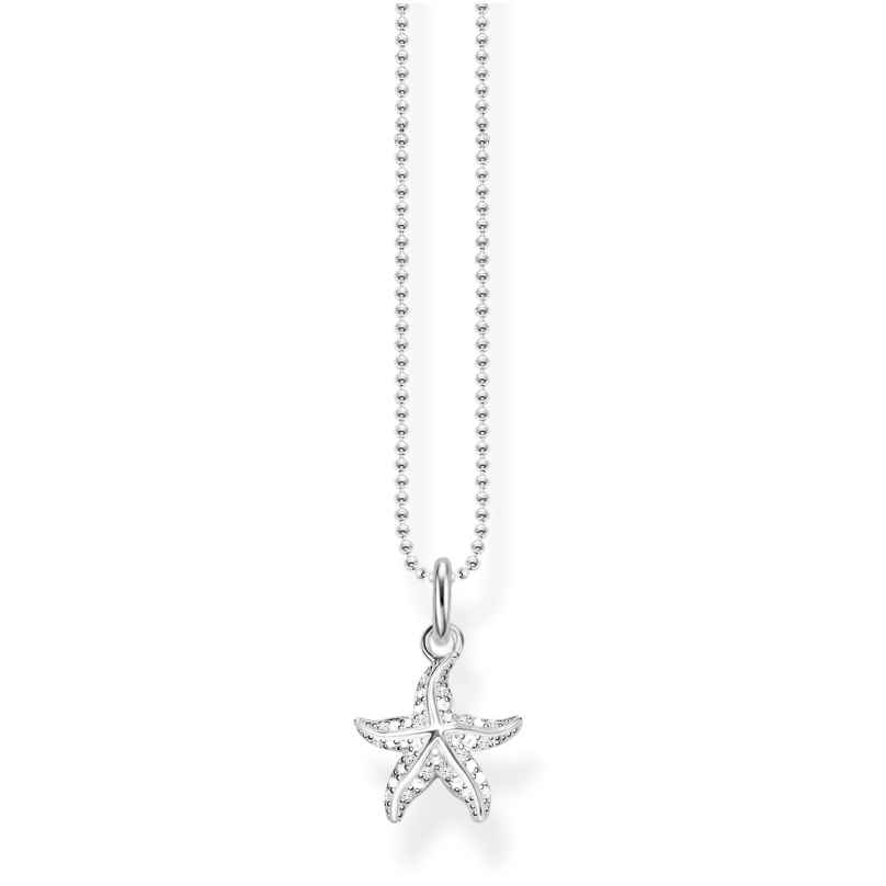 Thomas Sabo KE1754-051-14 Necklace Sea Star 4051245364958