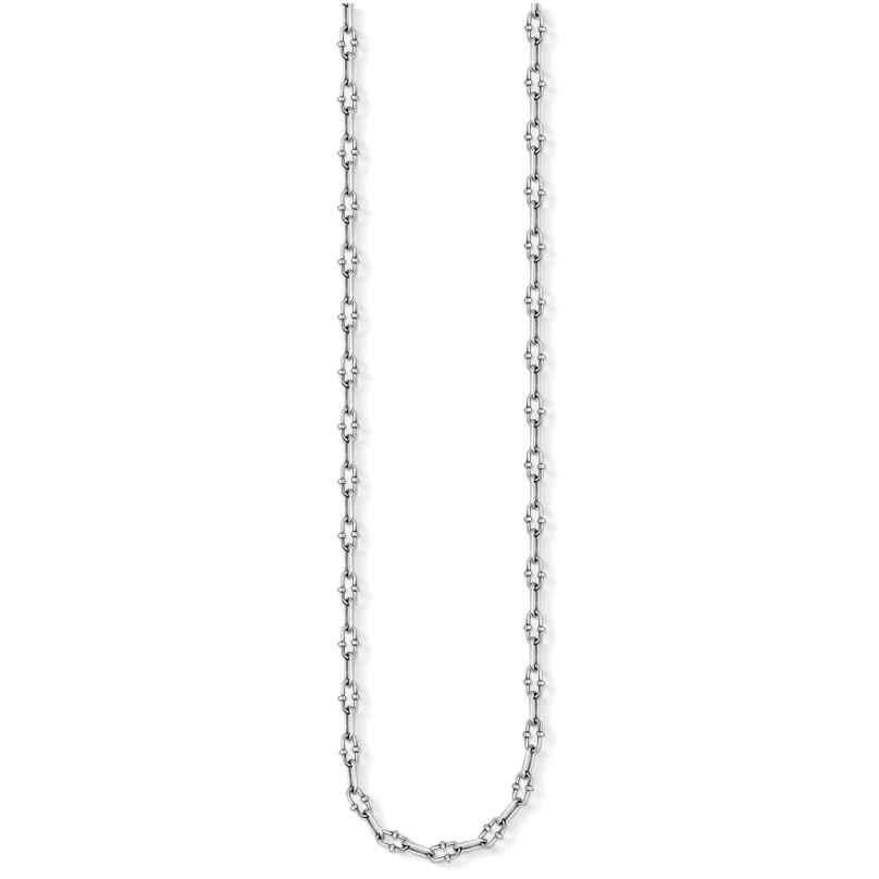Thomas Sabo X0256-637-21 Halskette für Charms Geschwärzt