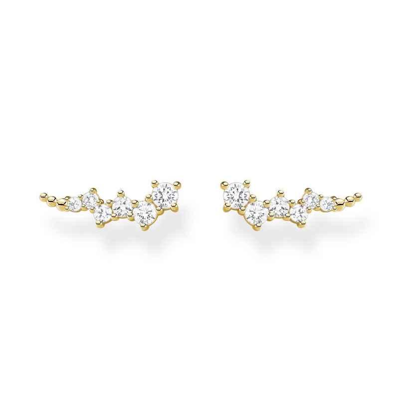 Thomas Sabo H2157-414-14 Ladies´ Earrings Zirconia 4051245491326