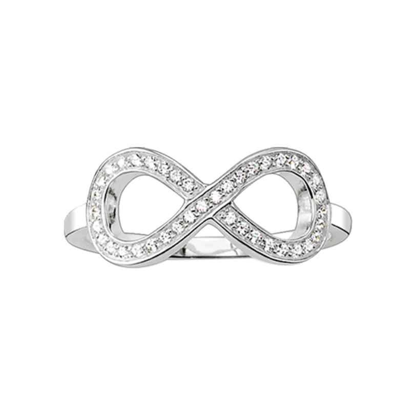Thomas Sabo TR2014-051-14 Damenring Infinity
