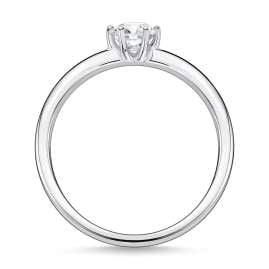 Thomas Sabo TR2313-051-14 Cubic Zirconia Ring for Ladies