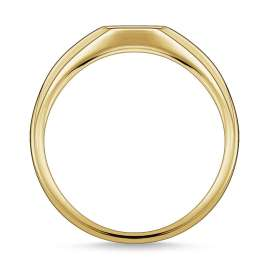 Thomas Sabo TR2314-414-14 Signet Ring for Ladies gold-coloured