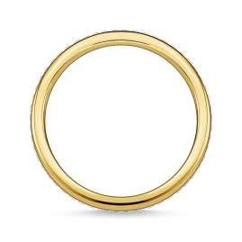 Thomas Sabo TR2316-414-14 Ladies´ Ring gold-coloured