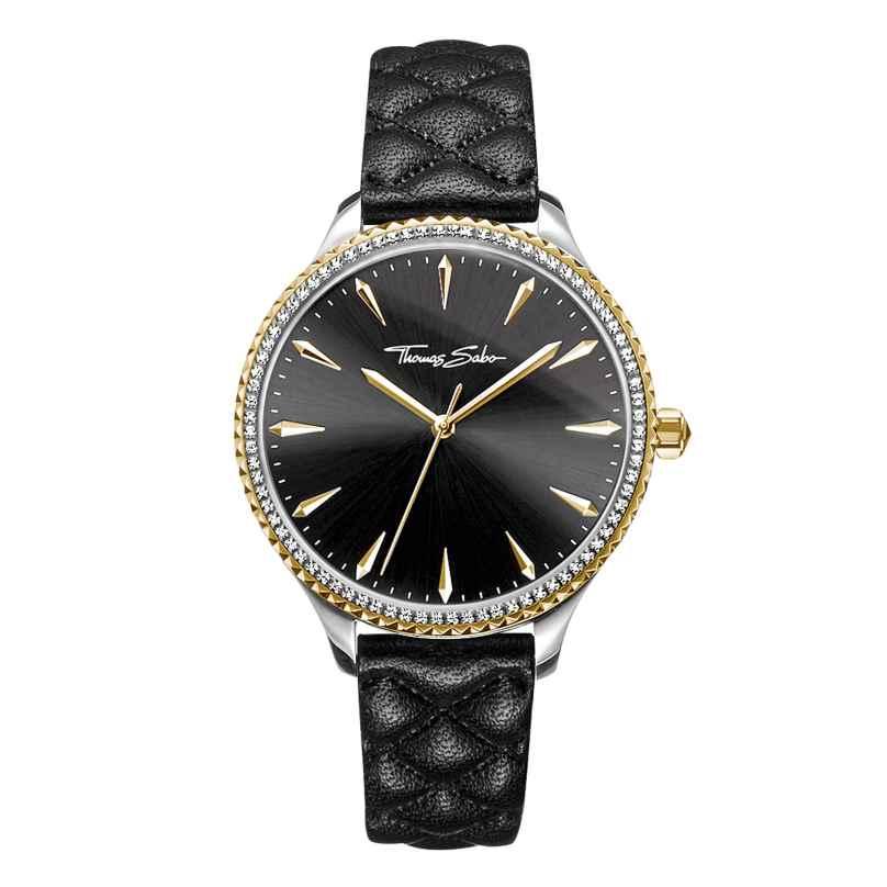 Thomas Sabo WA0323 Damen-Armbanduhr Rebel at Heart Women 4051245358247