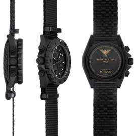 KHS KHS.SH2CXTOT.NB Men's Wristwatch Shooter MKII Chronograph XTAC