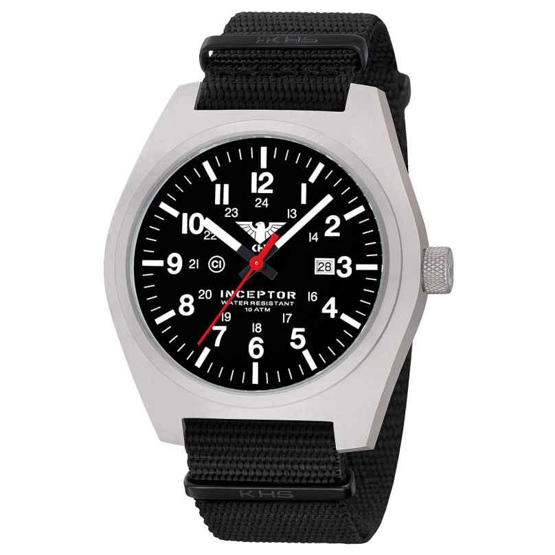 KHS INCS.NB Men's Watch Inceptor Steel 4260446983763