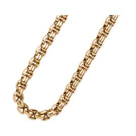 Traumfänger SC061G Necklace Stainless Steel gold plated