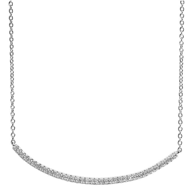 Sif Jakobs Jewellery SJ-C0065-CZ Damen-Halskette Fucino 5710698034403