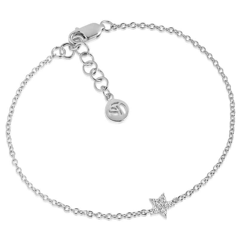 Sif Jakobs Jewellery SJ-B2947-CZ Damenarmband Mira Silber 5710698064387