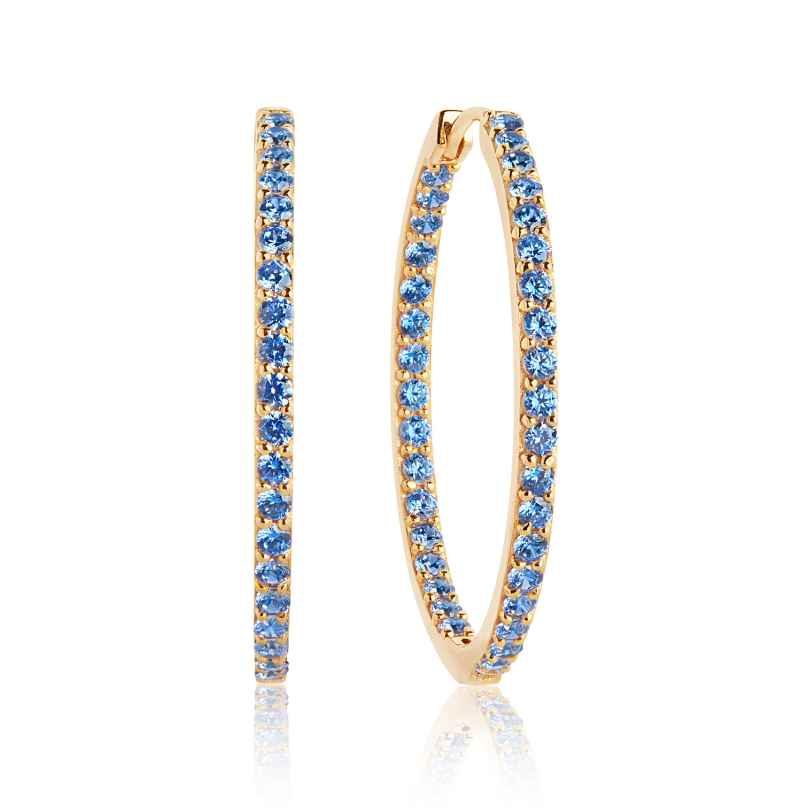Sif Jakobs Jewellery SJ-E1790-BLN(YG) Damenohrringe Bovalino 5710698064561
