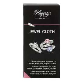 Hagerty A116002 Schmuckpflegetuch Jewel Cloth
