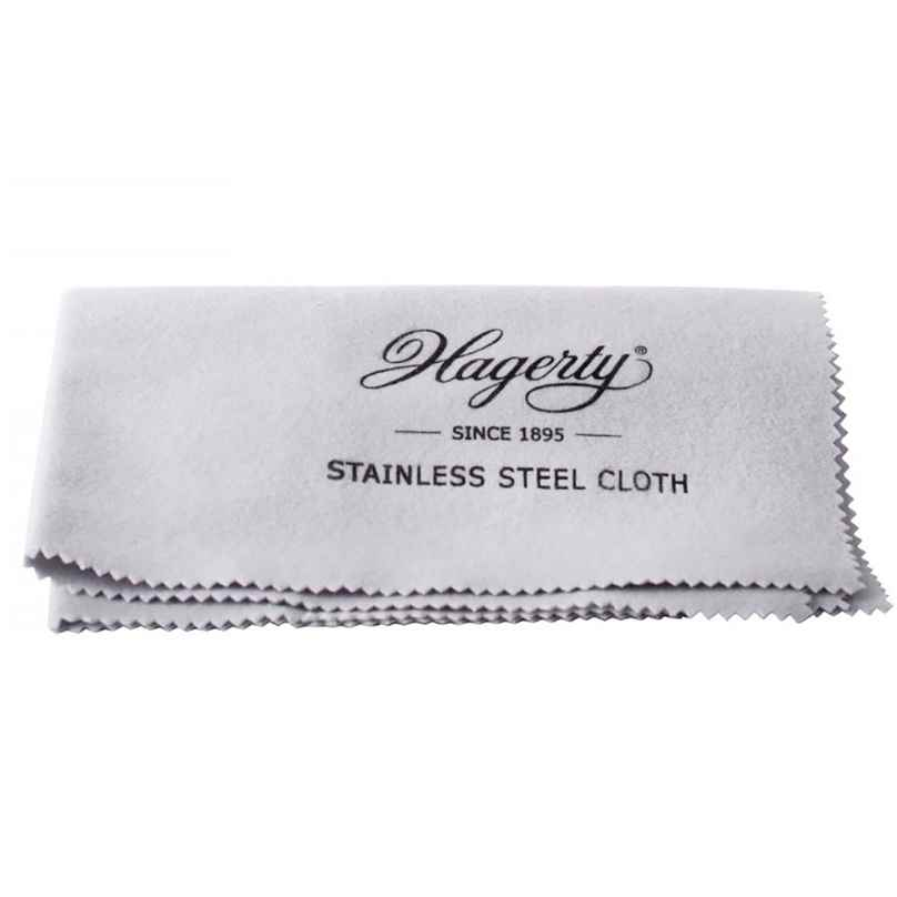 Hagerty A116309 Schmuckpflegetuch Stainless Steel Cloth 7610928261877