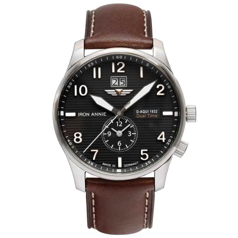 Iron Annie 5640-2 Herren-Armbanduhr D-Aqui 4041338564020