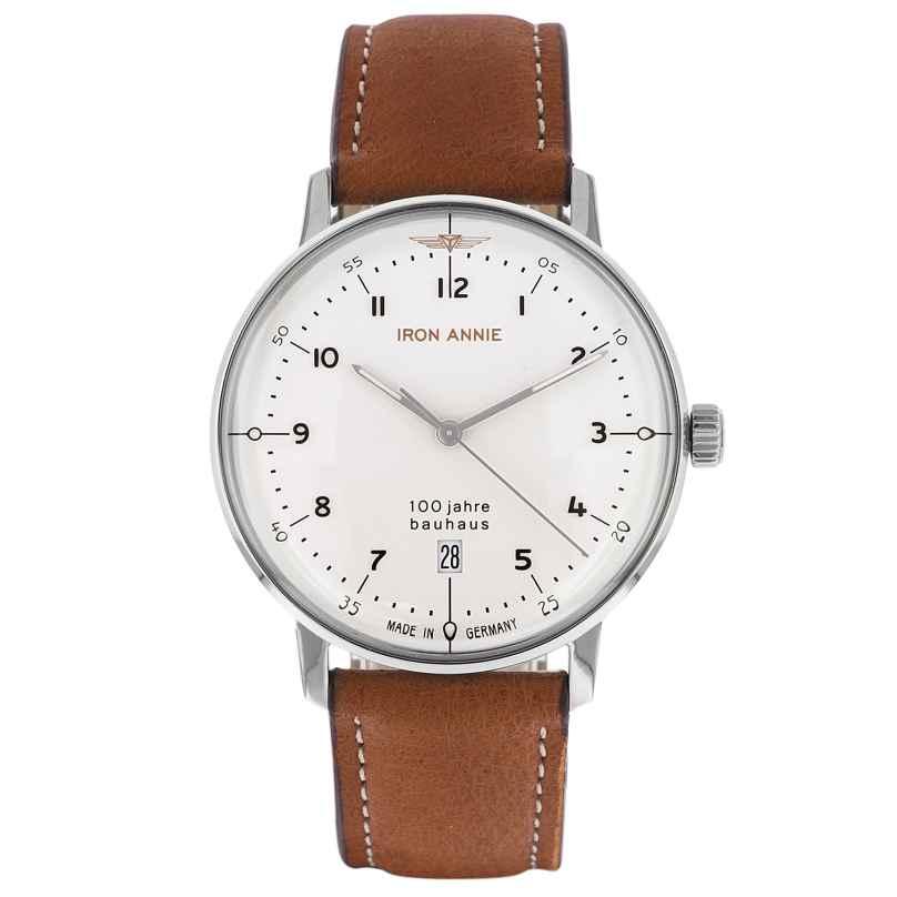 Iron Annie 5046-1 Herrenuhr 100 Jahre Bauhaus 4041338504613