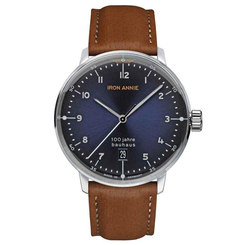 Iron Annie 5046-3 Men's Watch 100 Jahre Bauhaus 4041338504637