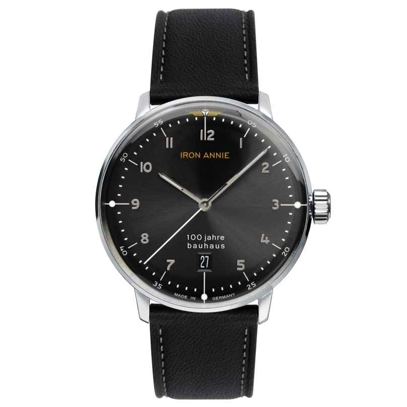 Iron Annie 5046-2 Herren-Armbanduhr Bauhaus 1 4041338504620