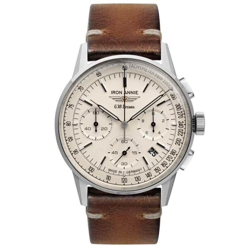 Iron Annie 5376-5 Men's Watch Chronograph G38 Dessau 4041338537659
