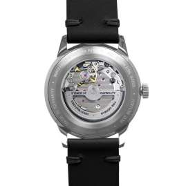 Iron Annie 5368-2 Men's Watch G38 Automatic Black Leather Strap
