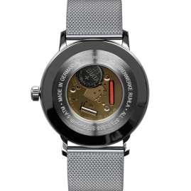 Iron Annie 5042M-3 Men's Watch Bauhaus 1 Monotimer with Mesh Bracelet