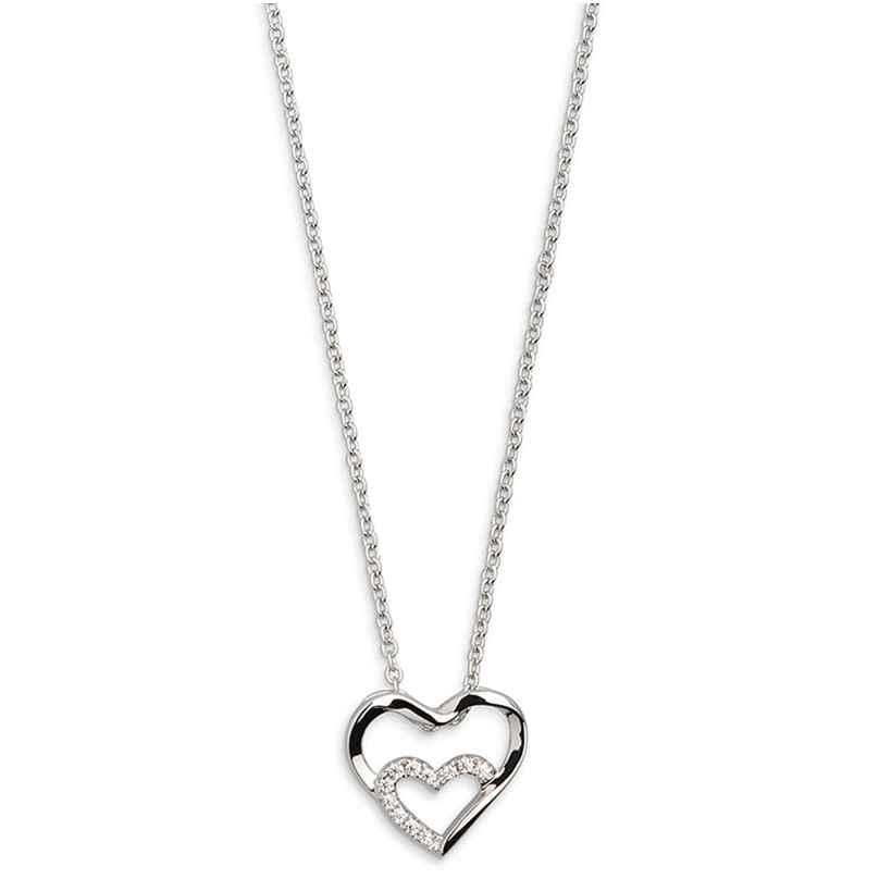Xenox XS2794 Damen-Halskette Love Story Silber 9010050013678