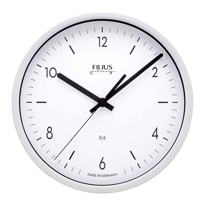 Filius 0302-0 Radio-Controlled Wall Clock 30 cm 4045346111825
