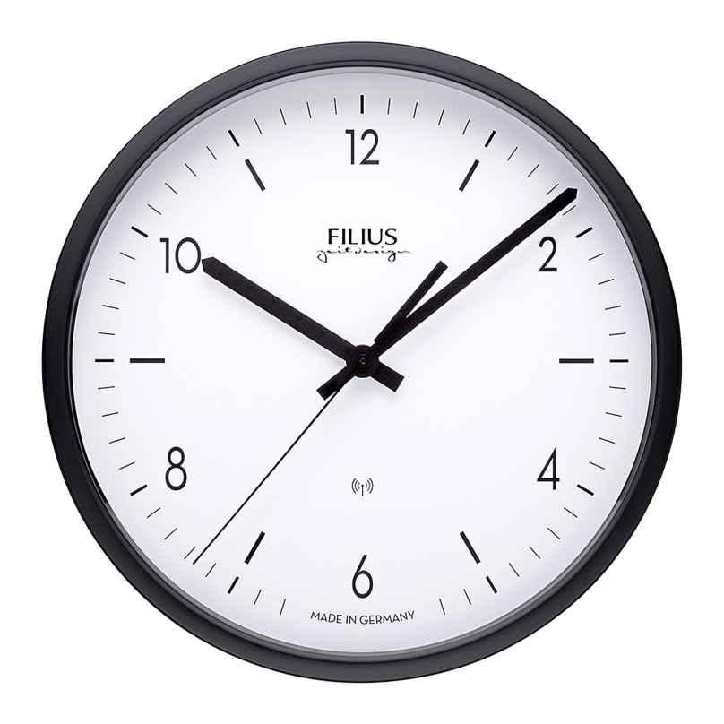 Filius 0302-7 Funk-Wanduhr 30 cm 4045346111832
