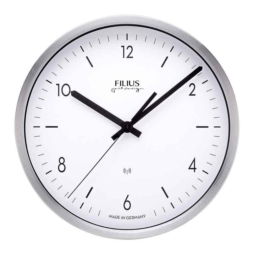 Filius 0302-19 Wanduhr Funk 30 cm 4045346111849