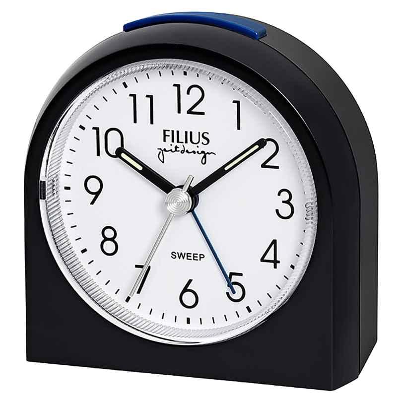 Filius 0527-17 Quartz Alarm Clock 4045346095996