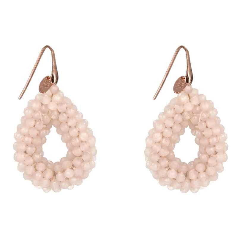 Lott Gioielli CEGB030-R07681 Ladies´ Ear Pendants Glassberry Drop XS 8720095103081