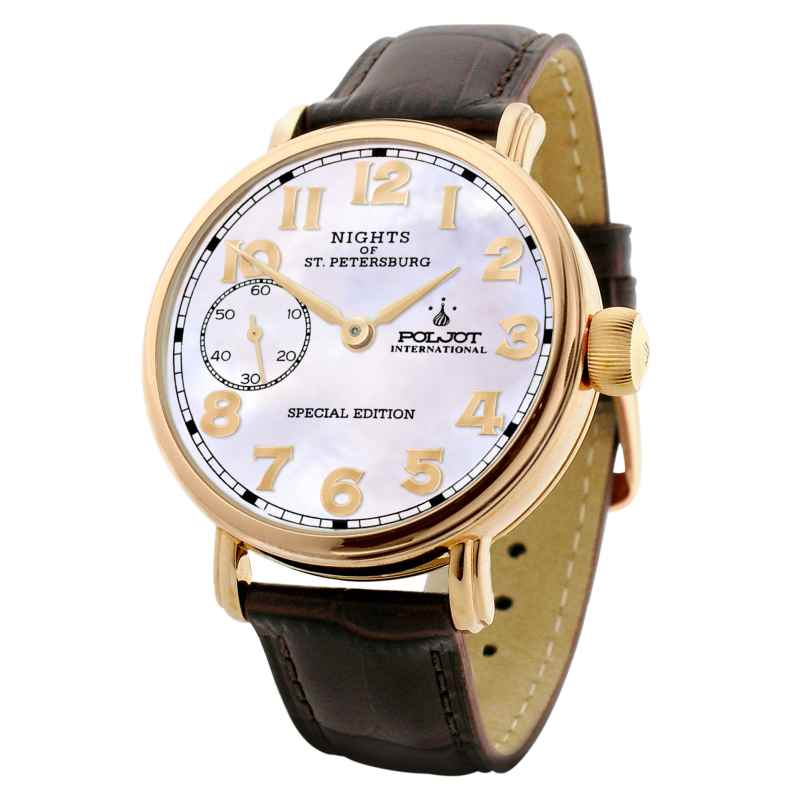Poljot International 9011.1940867 Herrenuhr Nights of St. Petersburg 4260479166294