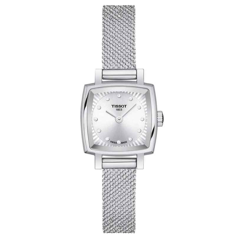 Tissot T058.109.11.036.00 Ladies' Watch Lovely Square 7611608288313