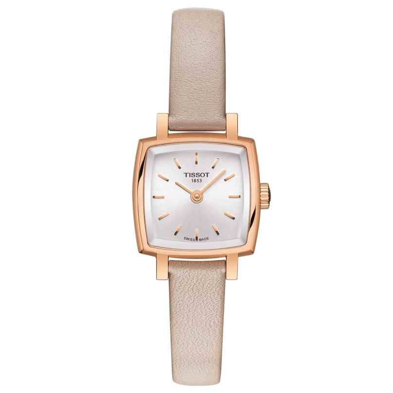 Tissot T058.109.36.031.00 Ladies' Watch Lovely Square 7611608288276