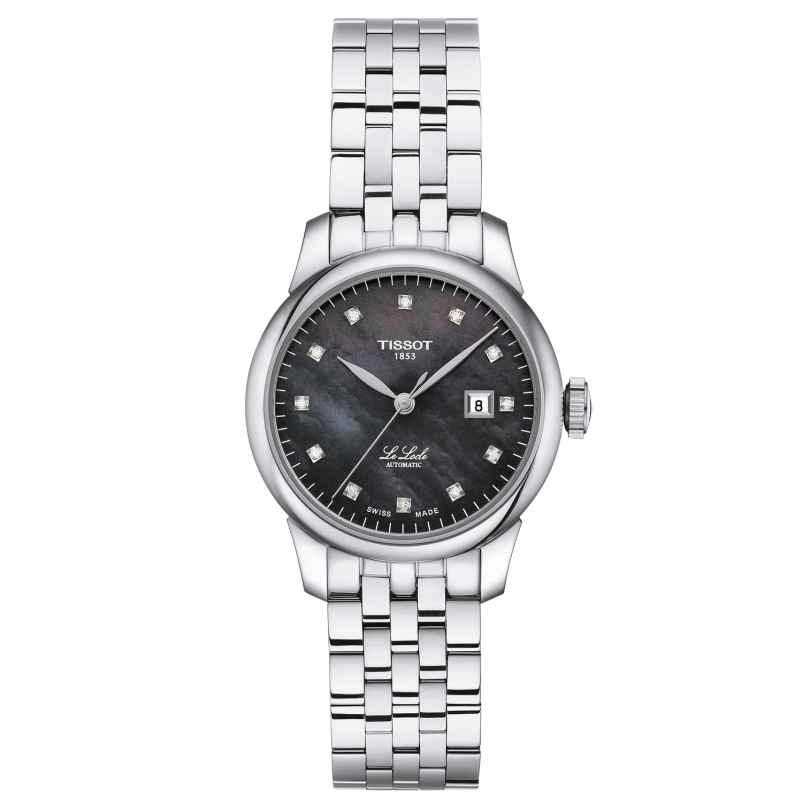 Tissot T006.207.11.126.00 Damen-Armbanduhr Le Locle Automatic Lady 7611608290118