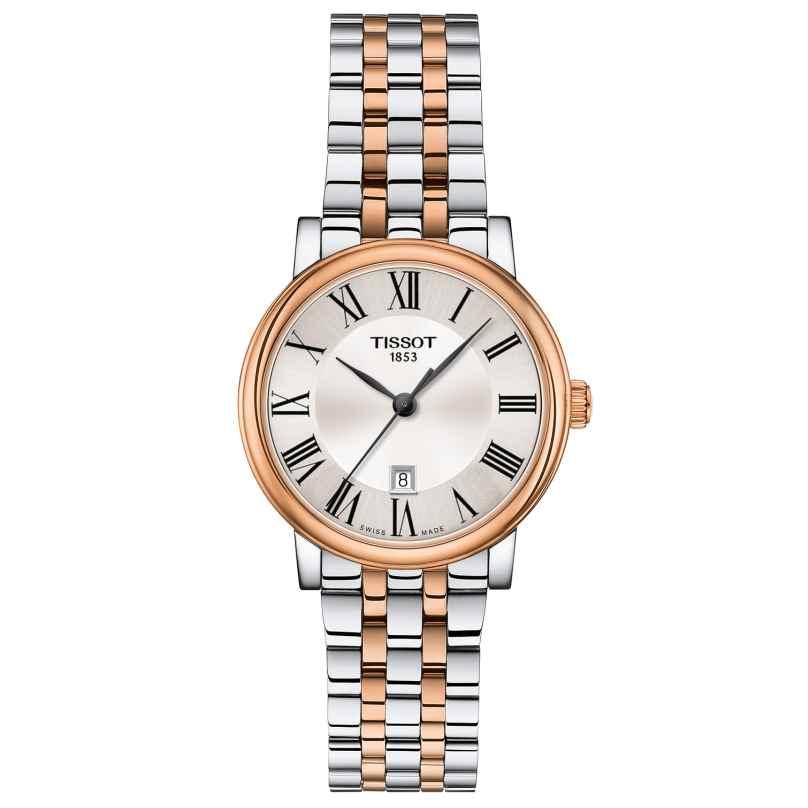 Tissot T122.210.22.033.01 Women's Watch Carson Premium Lady 7611608290446