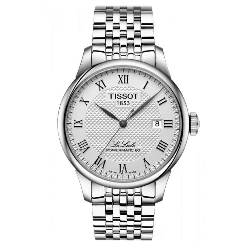 Tissot T006.407.11.033.00 Herrenuhr Le Locle Automatic 7611608276969