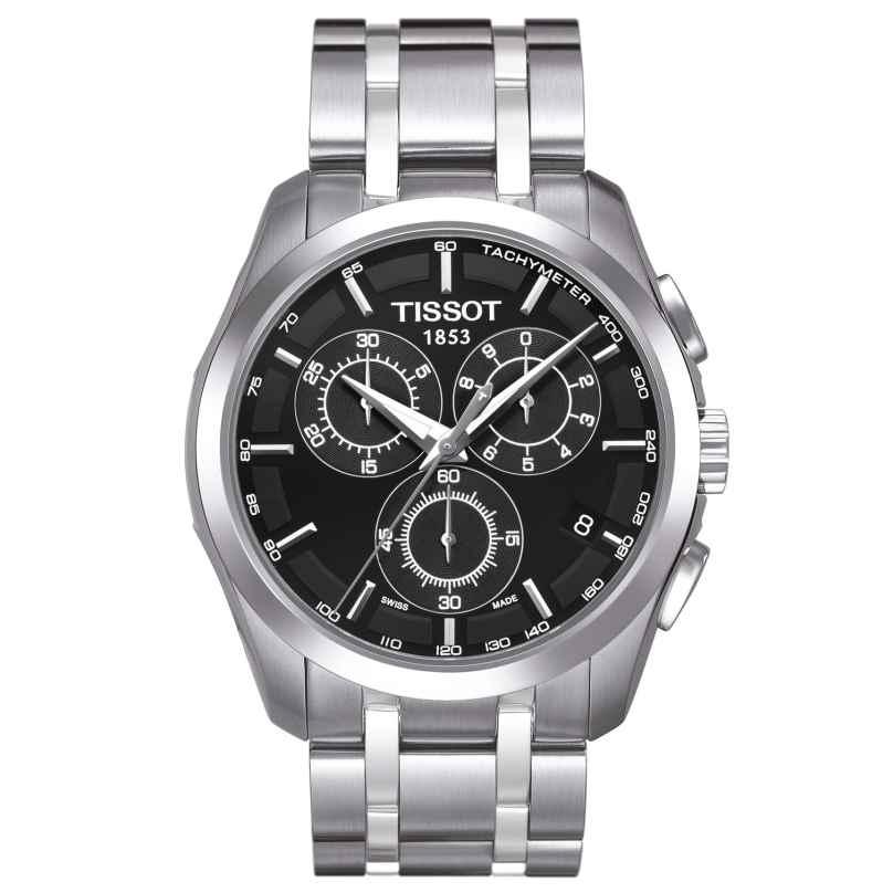 Tissot T035.617.11.051.00 Herrenuhr Chronograph Couturier Quarz 7611608241776