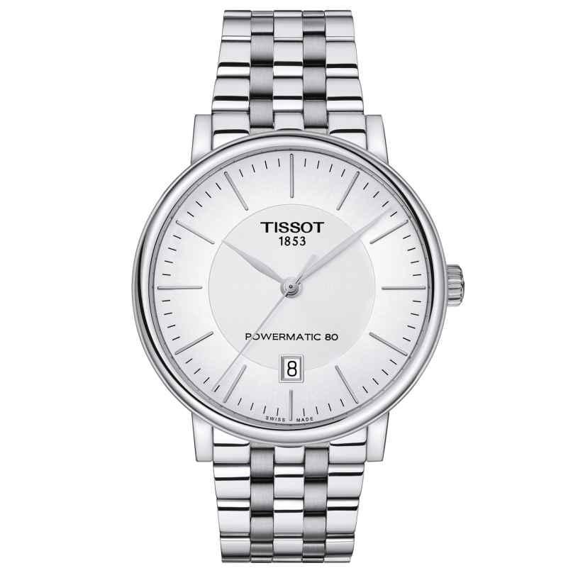 Tissot T122.407.11.031.00 Herrenuhr Carson Premium Automatic 7611608287569