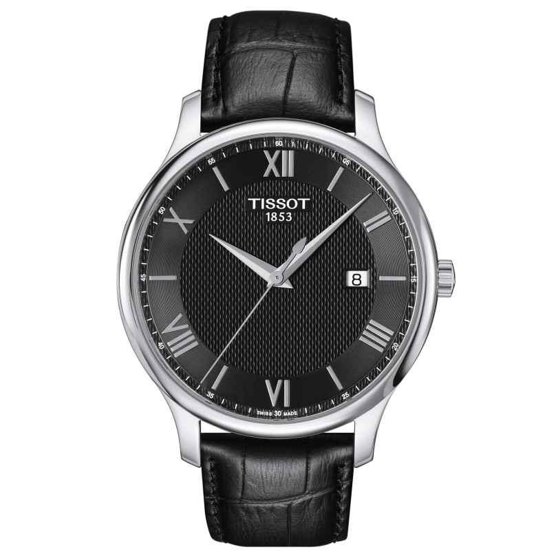 Tissot T063.610.16.058.00 Men's Watch Tradition Quartz 7611608270936