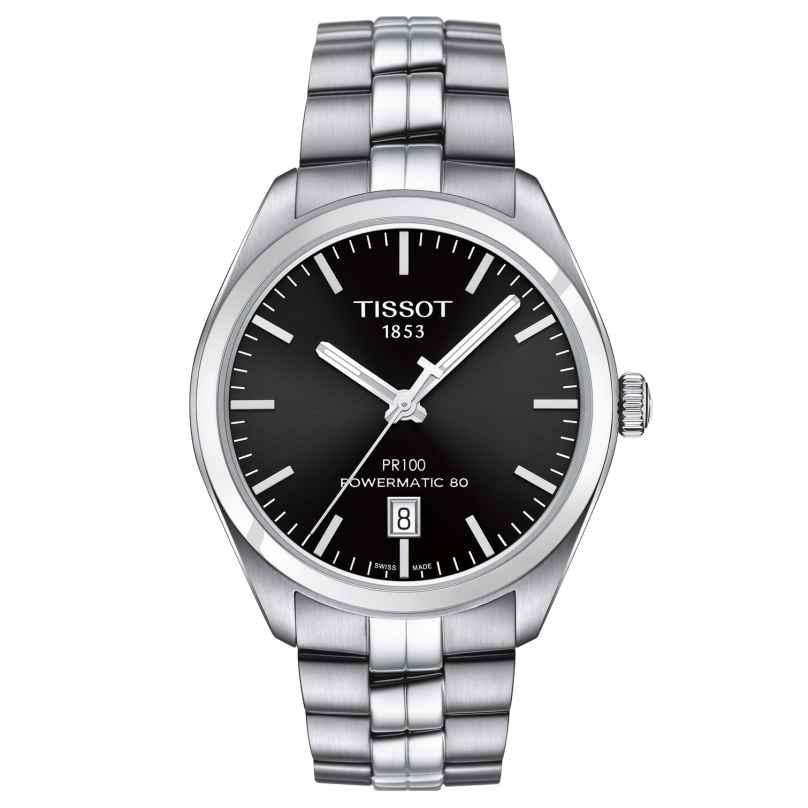 Tissot T101.407.11.051.00 Men's Wristwatch PR 100 Automatic 7611608275443
