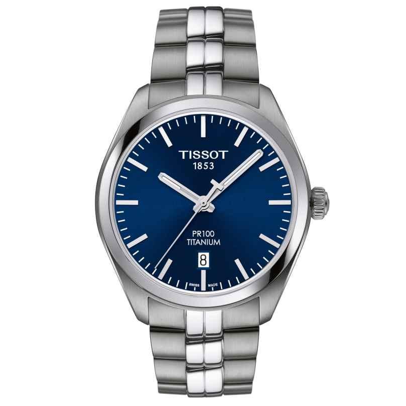 Tissot T101.410.44.041.00 Men's Watch PR 100 Titanium 7611608278468