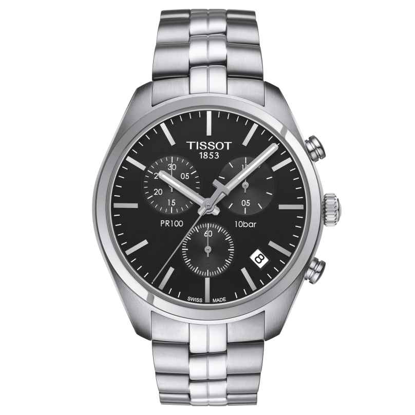 Tissot T101.417.11.051.00 Men's Watch PR 100 Chronograph 7611608272169