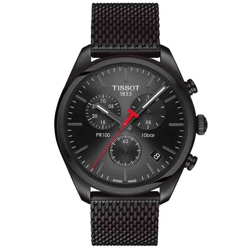 Tissot T101.417.33.051.00 Herren-Armbanduhr PR 100 Chronograph 7611608282090