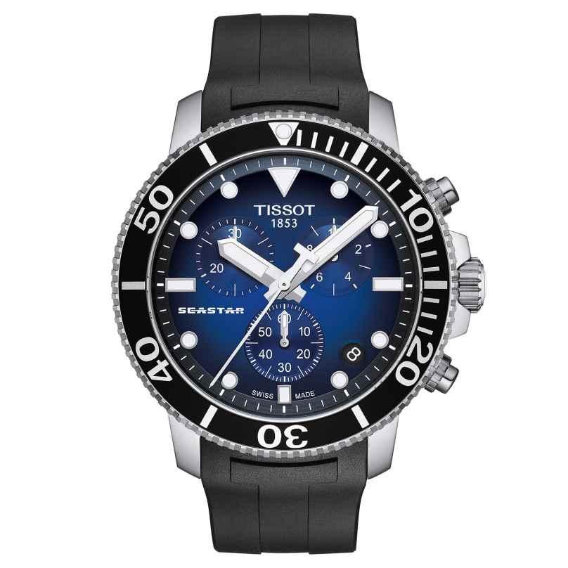 Tissot T120.417.17.041.00 Herren-Taucheruhr Chronograph Seastar 1000 Quarz 7611608287644