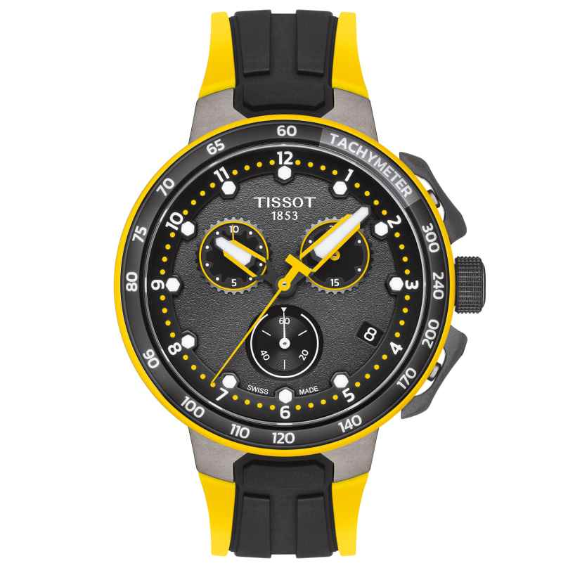 Tissot T111.417.37.057.00 Men's Wristwatch T-Race Cycling 7611608290460