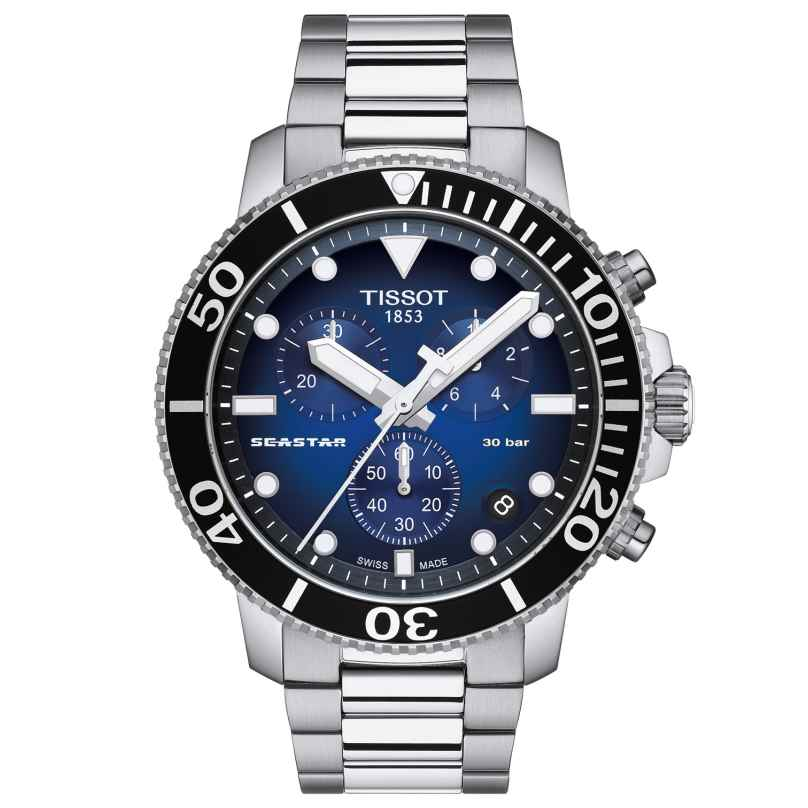 Tissot T120.417.11.041.01 Men's Diver Watch Chronograph Seastar 1000 7611608291375