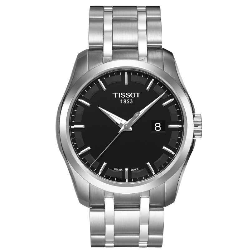 Tissot T035.410.11.051.00 Herren-Armbanduhr Couturier 7611608241684