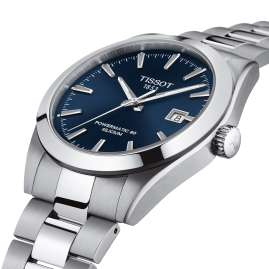Tissot T127.407.11.041.00 Herrenuhr Gentleman Powermatic 80 Silicium