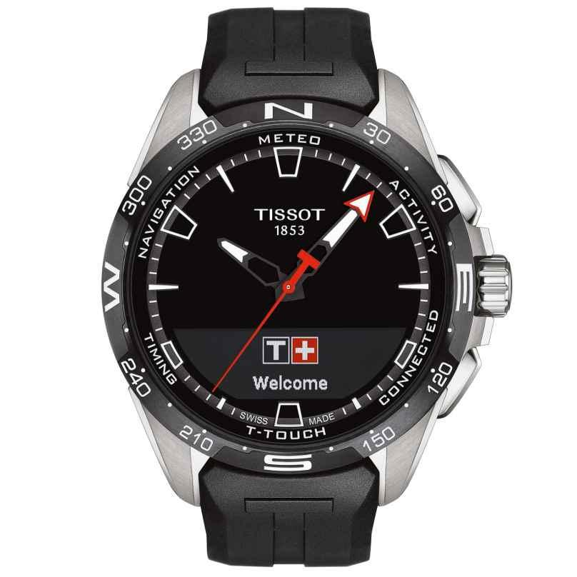 Tissot T121.420.47.051.00 Herrenuhr T-Touch Connect Solar 7611608293577
