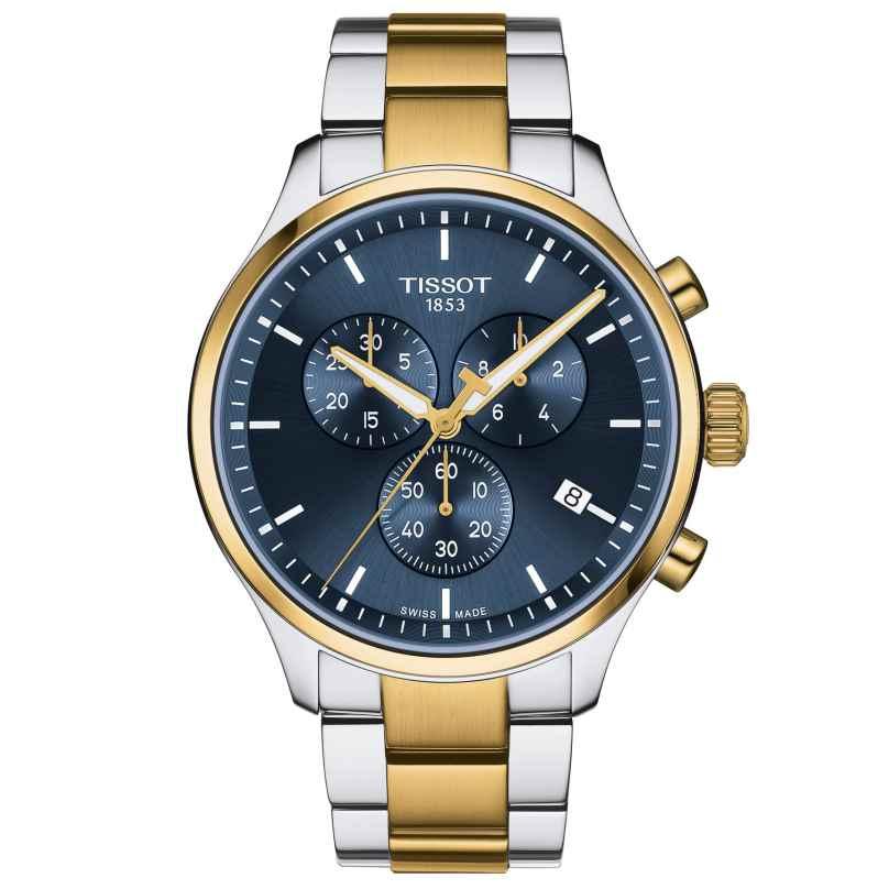 Tissot T116.17.22.041.00 Men's Watch Chrono XL Classic Two-Colour 7611608297339