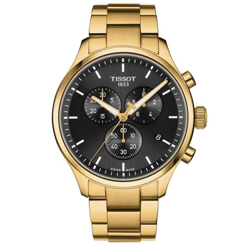 Tissot T116.617.33.051.00 Herrenuhr Chrono XL Classic Goldfarben/Schwarz 7611608297360